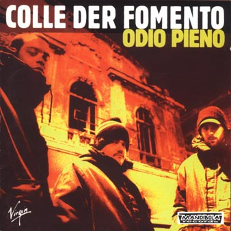 Odio Pieno (vinyl)(2018, Gatefold Sleeve + Colored Poster)