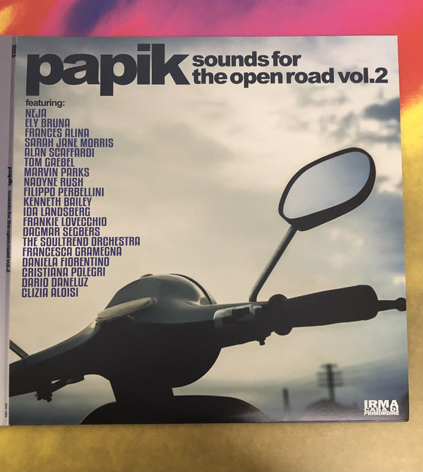 Sounds For The Open Road Vol. 2 (vinyl)