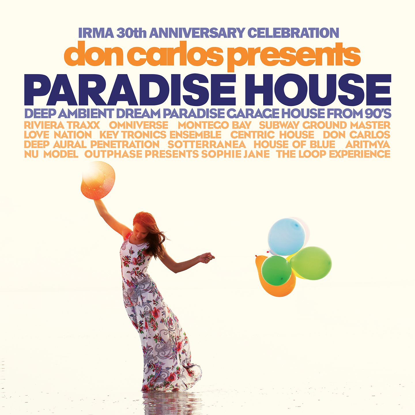 PARADISE HOUSE ( vinyl, lmt 500 copies )